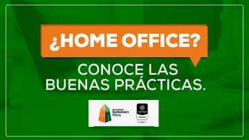 HOME OFFICE, RECOMENDACIONES PARA TRABAJAR DESDE CASA